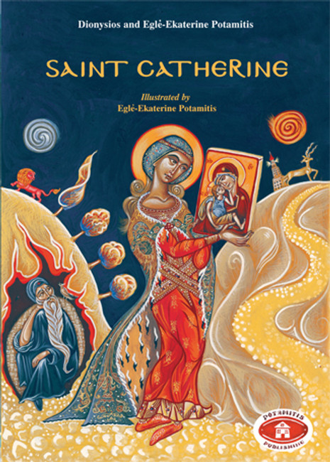 Saint Catherine of Alexandria for Children with CD
