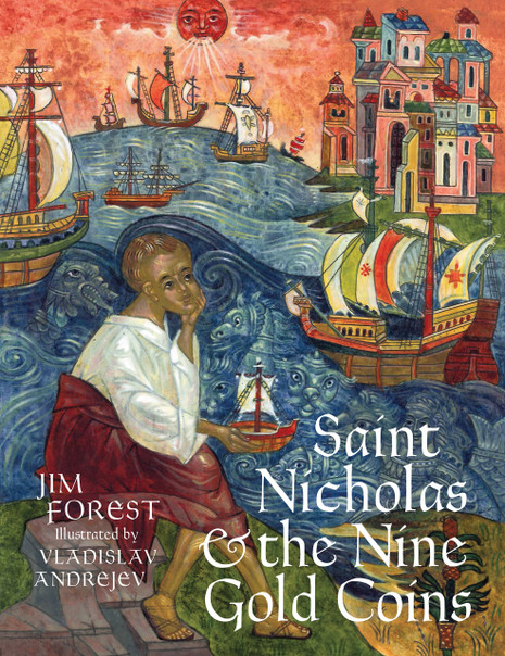 Saint Nicholas and the Nine Gold Coins