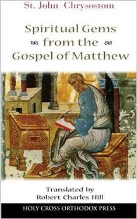 Spiritual Gems from the Gospel of Matthew