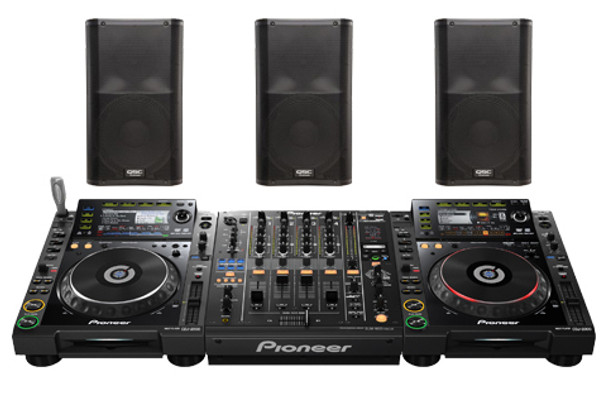 "RENTAL DJ & Sound Event Pack #1    ""Delivery & Setup Included"""