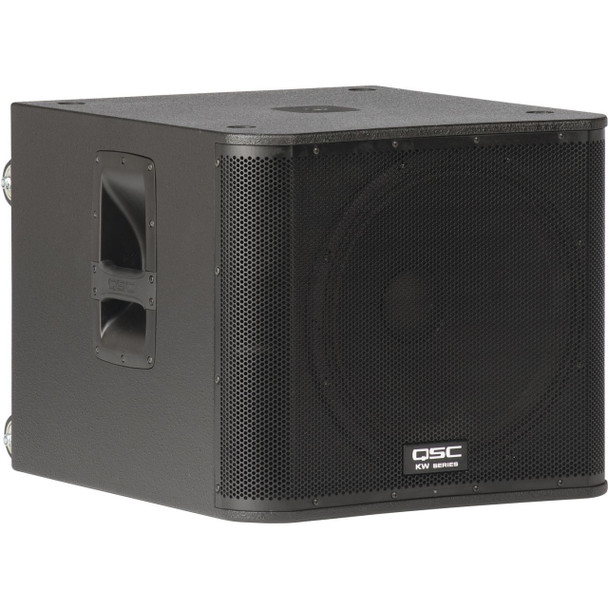 """QSC KW181 18"""" Powered Subwoofer"""