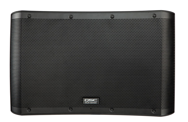 QSC KLA-12 BLK Active Line Array Speaker