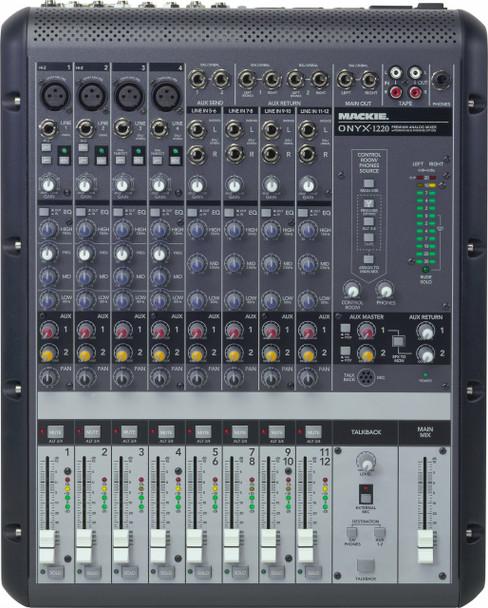 Mackie ONYX 1220 12 Channel Mixer