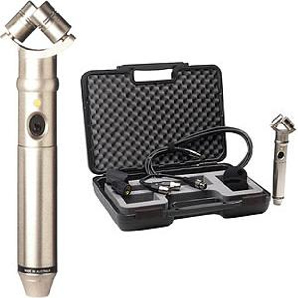 RODE NT4 Cardioid Studio Condenser X/Y Stereo Microphone