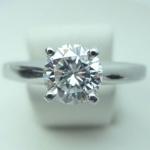 Classic Prong Set Solitaire Ring - CDG0190
