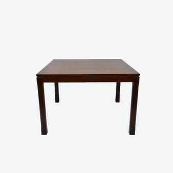Vintage Danish Rosewood Coffee Table 1970s