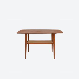 Vintage Danish Teak Coffee Table 1960s
