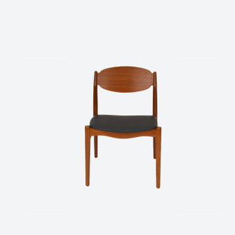 Erik Buch Dining Chair for Vamo, Denmark 1957s