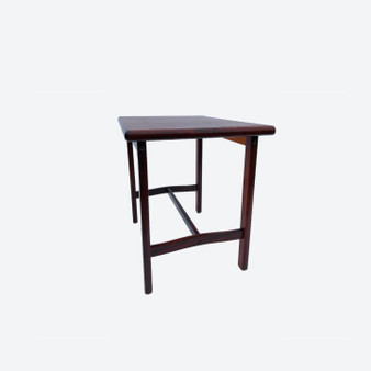 Vintage Small Rosewood Coffe/Side Table by Alberts Tibro In 1968, Made In Sweden