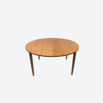 "Oak Dining Table ""Öresund"" by Børge Mogensen, Karl Andersson & Söner Circa 1960s"