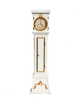 Vintage Danish Bornholm Grandfather Clock by TH Kristensen
