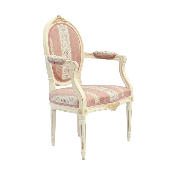 Early 20th Century Antique Gustavian Style Chairs