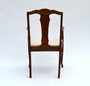 Restored Antique Art Nouveau Oak Armchair From Sweden 1900s