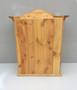 Antique Style Pine Swedish Kitchen Cupboard, Replica