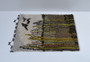 Vintage Woven Bird Landscape Country Style Wool Rya Rug Wall Decor 1960s
