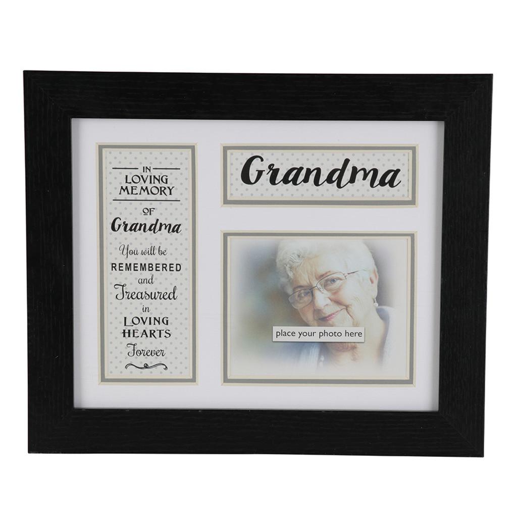 In Loving Memory Grandma Photo Frame Love Home Decor Penrith