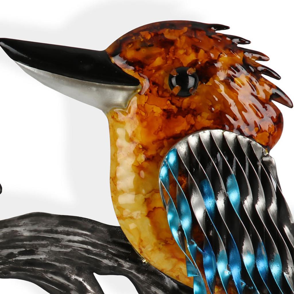 Kookaburras Metal Wall Art