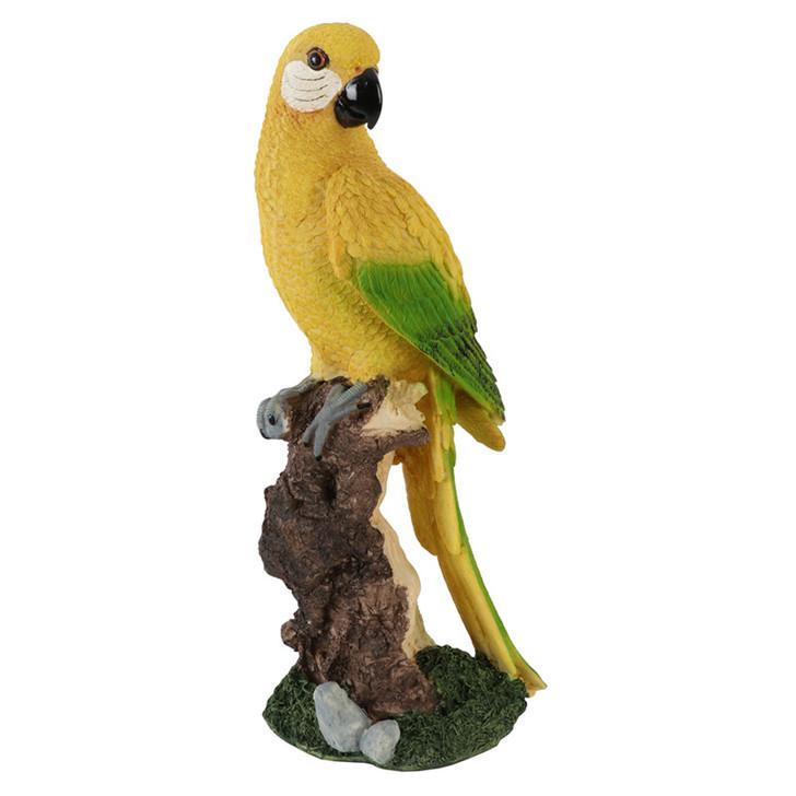 Parrot Bird Statue 34 cm