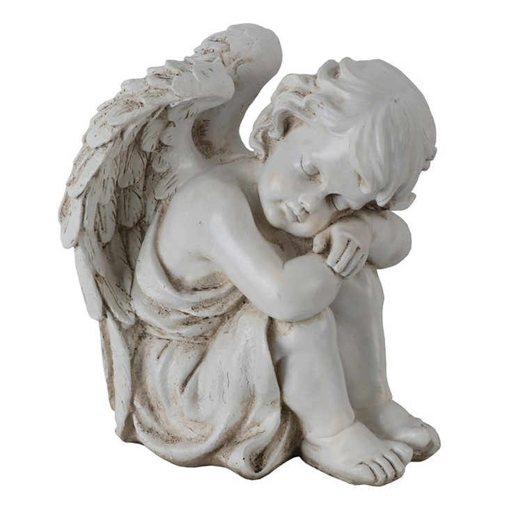 Sleeping Angel Statue 35cm