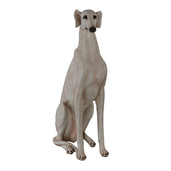 Greyhound Dog Statue 82cm Garden Statue