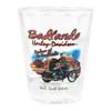 Badlands Harley Davidson® Badass Shot Glass Short