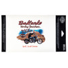 Badlands Harley Davidson®  Badass Decal