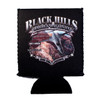 Black Hills Harley Davidson® Bomber Canwrap Black