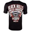 Black Hills Harley-Davidson® Men's Finish Line Black Short Sleeve T-Shirt