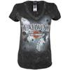 Deadwood Harley-Davidson Women's Gamble Short Sleeve T-Shirt