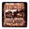 Deadwood Harley-Davidson Vintage Saloon Magnet