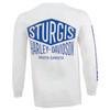 2019 Sturgis Harley-Davidson® Men's Endurance 79th Rally White Long Sleeve Shirt