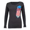 2019 Sturgis Harley-Davidson Women's Shield 79th Rally Long Sleeve Shirt