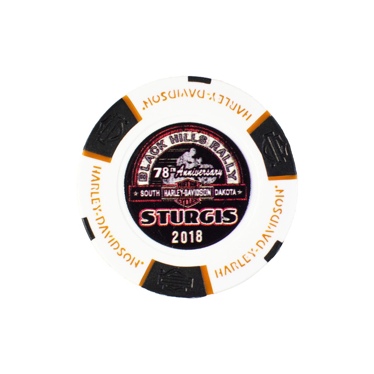 Harley-Davidson Sturgis 2018 Black Hills Rally 78th Bandana