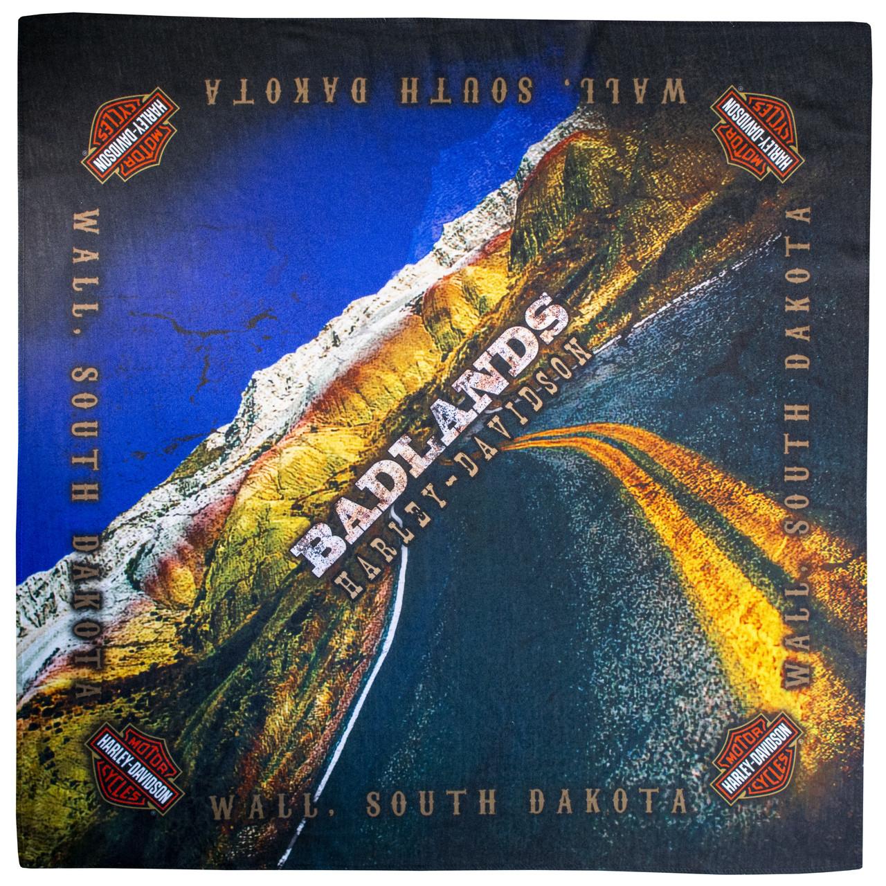 Badlands Harley-Davidson Road Bandana