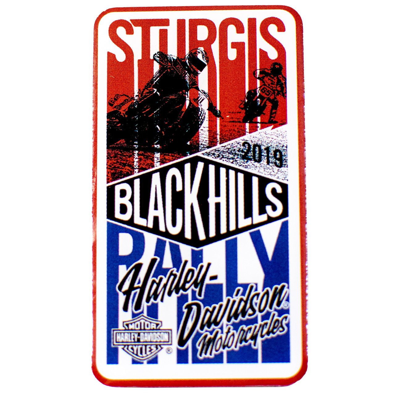 2019 Sturgis Harley-Davidson 79th Rally Pin
