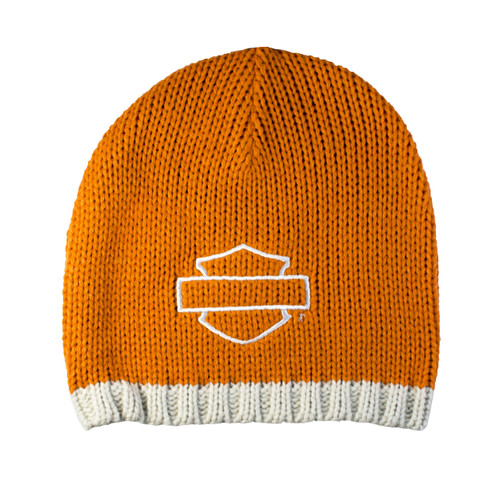 Sturgis Harley-Davidson®  Orange Knit Cap