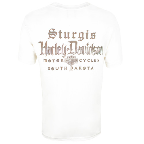 2019 Sturgis Harley-Davidson® Men's Skull Time 79th Rally T-Shirt