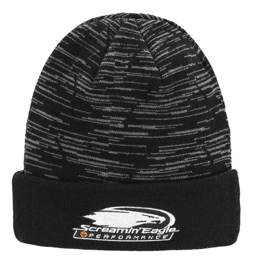 Harley-Davidson Screamin' Eagle Reversible Cyclone Knit Hat