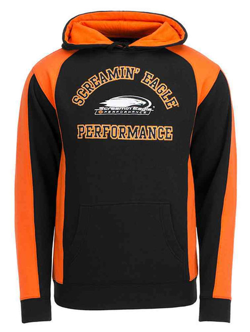 Harley-Davidson Men's Sceamin' Eagle Competitor Pullover Hoodie