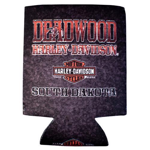 Deadwood Harley Davidson® Vintage Saloon Fold-Up Canwrap