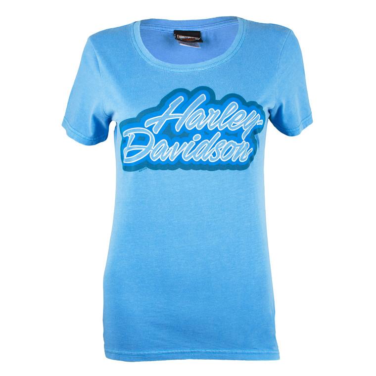 Sturgis Harley-Davidson® Women's Outlined T-Shirt