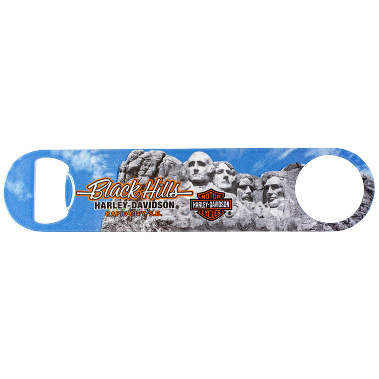 Black Hills Harley-Davidson® Mt. Rushmore Bottle Opener