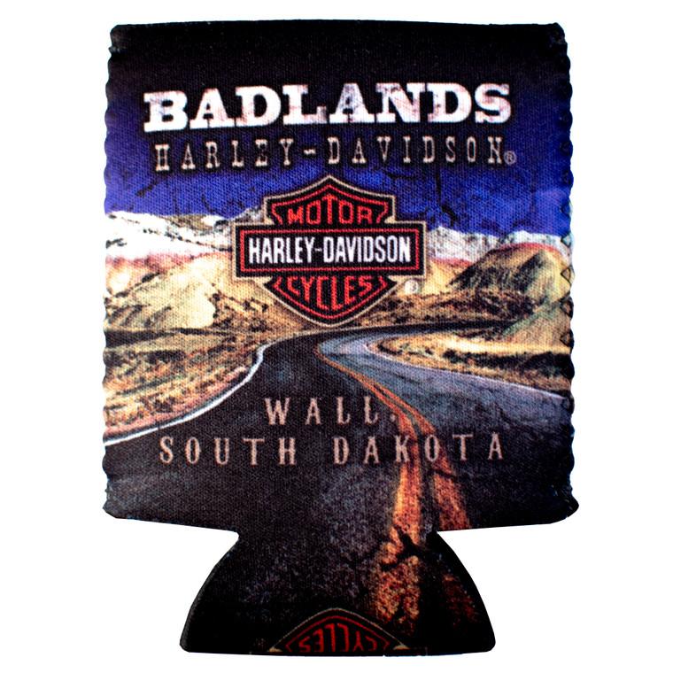 Badlands Harley Davidson® Badlands Road Fold-Up Canwrap