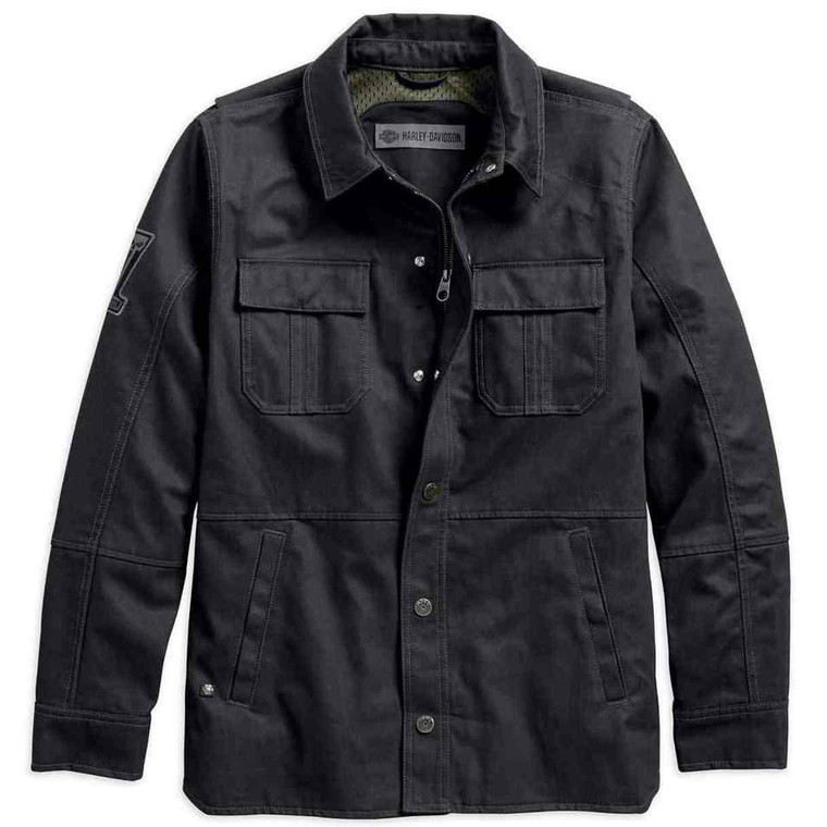 Harley-Davidson® Men's Trego Riding Shirt Jacket 98020-18VM