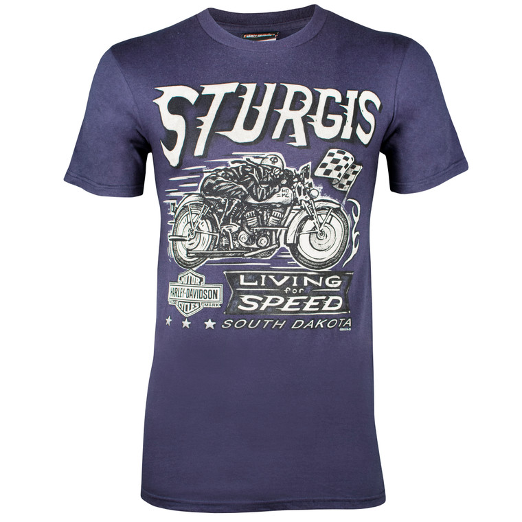 Sturgis Harley-Davidson® Men's Bike Racer Short Sleeve T-Shirt