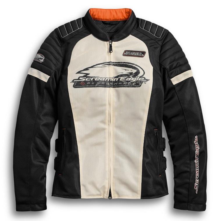 Harley-Davidson® Women's Screamin' Eagle Mesh Riding Jacket 98166-18VW