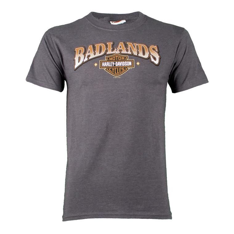 Badlands Harley-Davidson® Men's Thenadays Short Sleeve T-Shirt