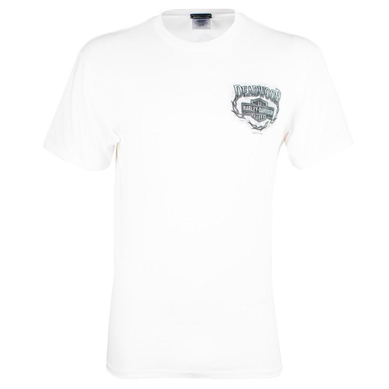 Deadwood Harley-Davidson® Men's Pinup Short Sleeve T-Shirt