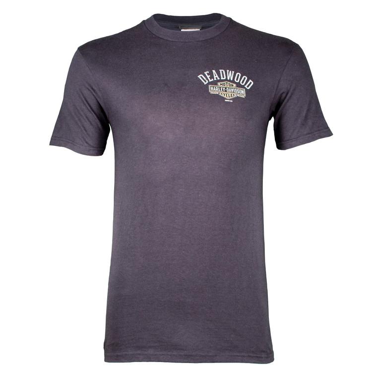 Deadwood Harley-Davidson® Men's Influence Short Sleeve T-Shirt