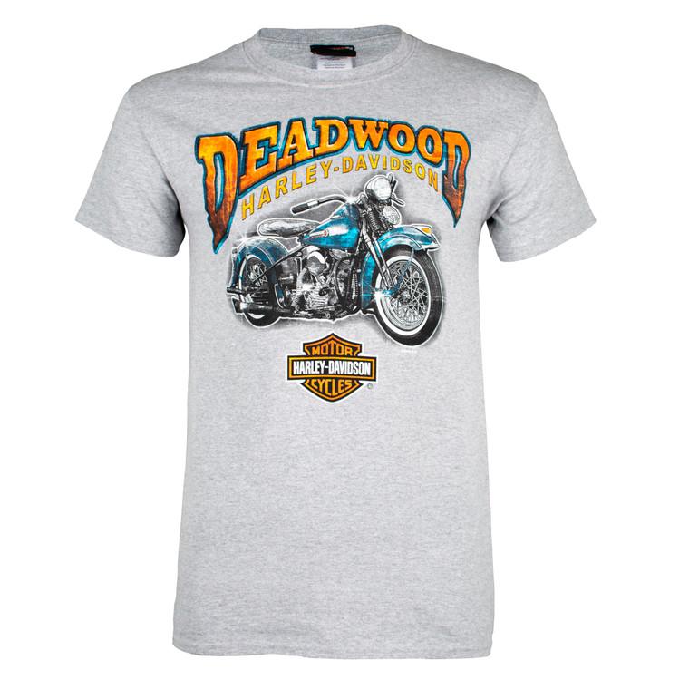 Deadwood Harley-Davidson® Vintage Mint Short Sleeve T-Shirt